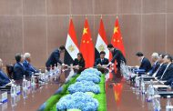 Egypt, China sign $739M deal, $45M grant for 2 projects