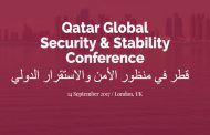 Qatar gobal security, stability conference concludes in London