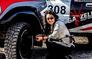 Egypt's first female rally driver pushes women to go faster