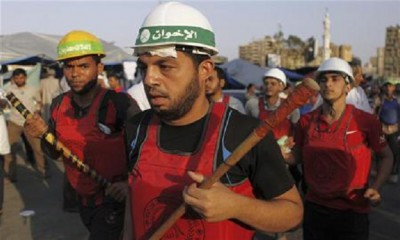 Muslim Brotherhood:  Agent of Terror in the Middle East (3)