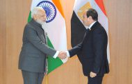 Indian Prime Minister holds bilateral talks with Egyptian President El-Sisi