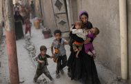 Iraq is holding 1,400 'ISIS wives and children' of defeated fighters