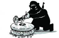 Social media give IS gunmen propaganda outlet