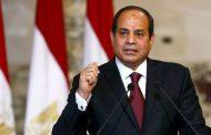 Al-Sisi: Egypt waging war on terror