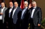 Hamas Hopes Negotiations Would Coincide with Easing PA Sanctions
