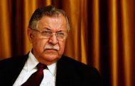Jalal Talibani, first Kurdish president of Iraq, dies at 84