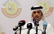 Qatar's FM: Qatar is prepared for any military action from the Gulf States