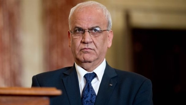PLO leader: Threatens to cut ties with Washington