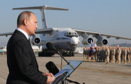 Putin orders the Russian troops to withdrawal from Syria