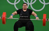 Egyptian weightlifter Shaima Khalaf wins silver medal in World Champions