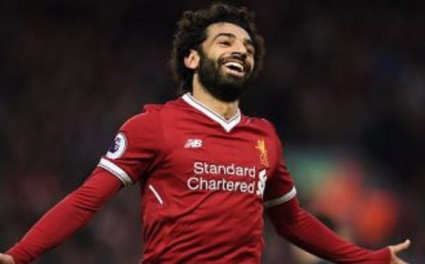 Mohamed Salah wins the African best Player award