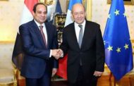 Sisi to meet French minister of defence