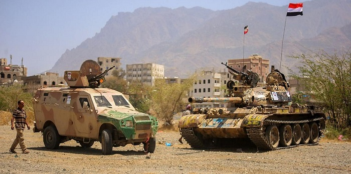 The Yemeni army arrested 80 Houthis