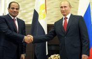 Vladimir Putin will visit Egypt next week