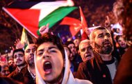 Palestinians on the threshold of new uprising protesting US decision