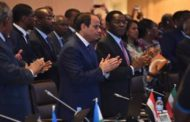 African leaders elect Egypt as chair of African Union for 2019
