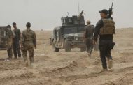 Iraqi forces destroy hideout including weapons, explosives