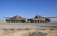 Syrian troops begin eliminating surrounded Jabhat al-Nusra task force