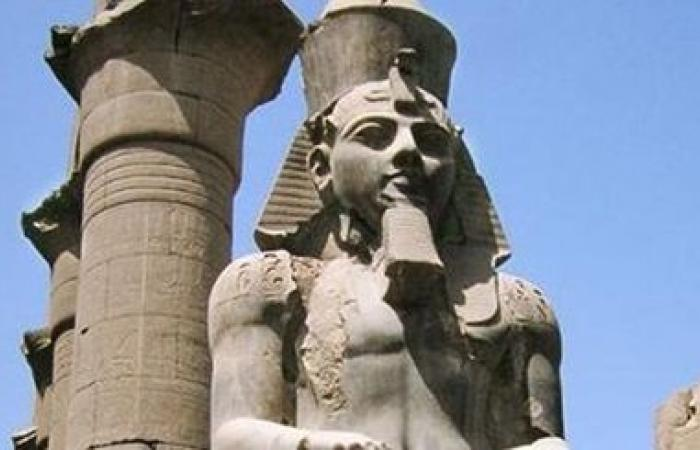 Statue of Ramses II to be transferred to GEM's main hall today