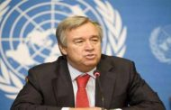 UN chief urges the world to tackle pressing challenges