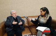 The second part: Christain Mallard talk to Albawabh News