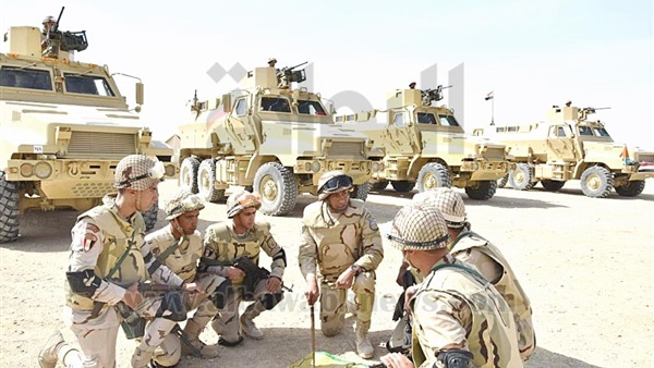 The Army continues strikes, Parliament hails Sinai people