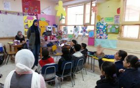 Waai organizes awareness campaigns for school students in February