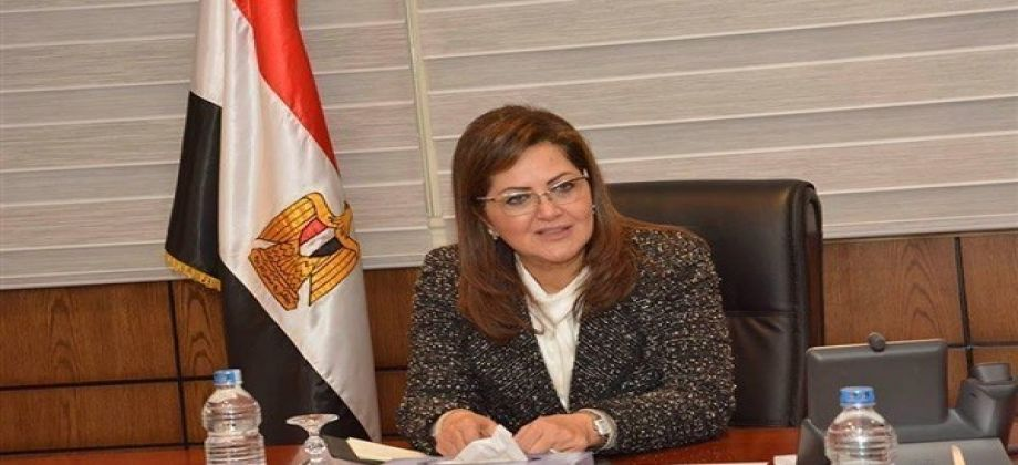 Egypt, Azerbaijan confer on cooperation in mechanizing gov't services