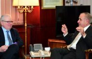 Egypt, France mull boosting administrative cooperation