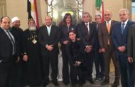 Makram in Italy for talks on driving license reciprocity