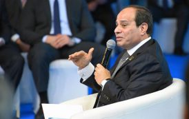 Egypt gov't no party in gas deal with Israel – Sisi