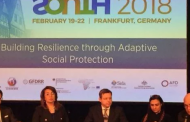 Egypt participates in social protection conf. in Frankfurt