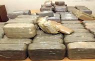 Bid to smuggle drugs, arms foiled on Egypt's western border