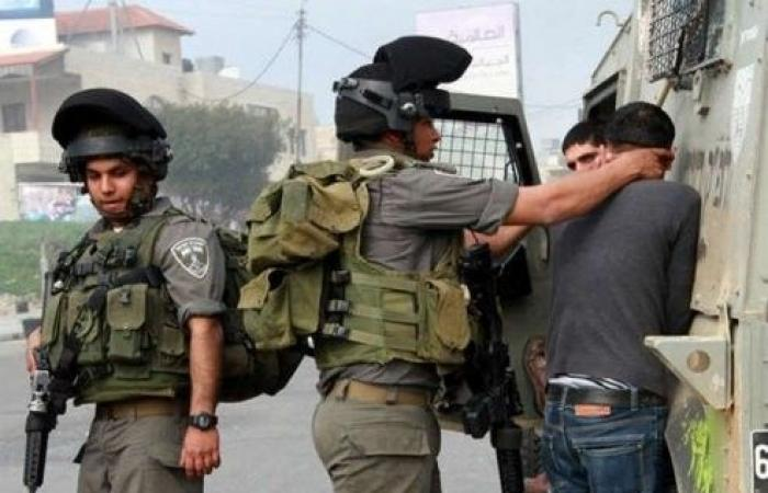 Israel detains 15 Palestinians from West Bank