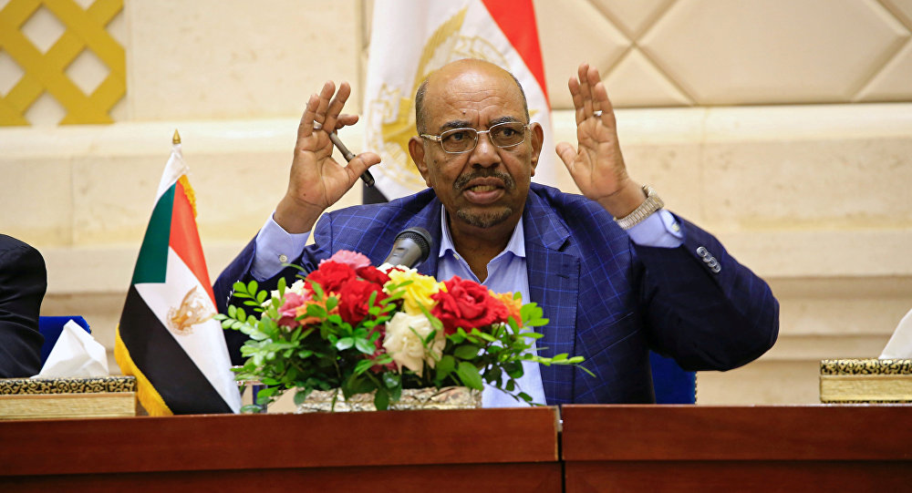 Bashir receives acting chief of Egypt's GIS
