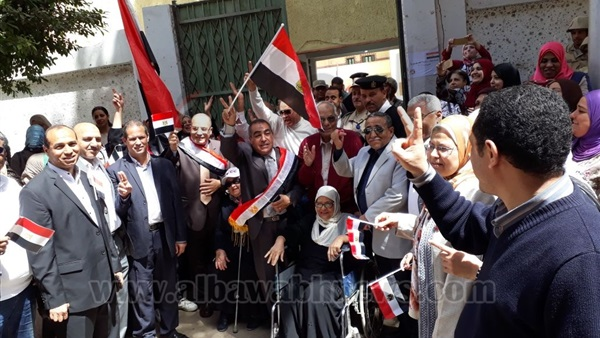 Egyptians send strong message by their voting