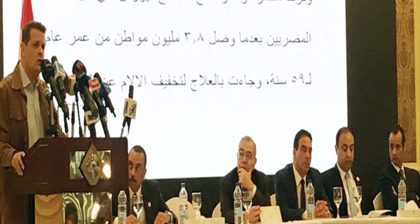 Party accuses foreign papers, human rights groups of issuing false reports on Egypt