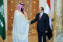 Egypt, Saudi Arabia say satisfied with level of mutual coop., coordination