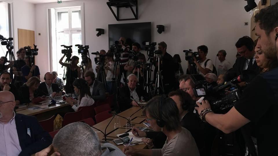 Abdel Rahim Ali reveals new Daesh relocations