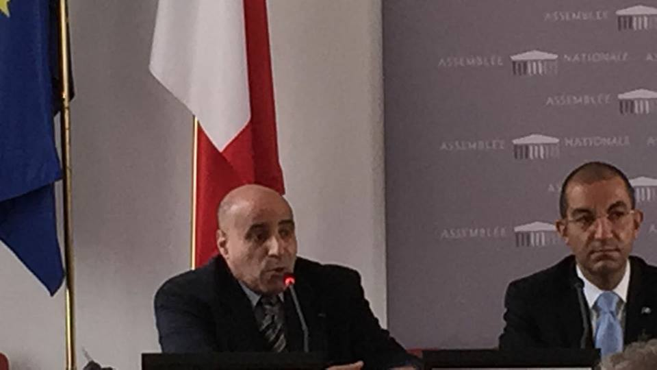 Ali refers to problems facing second generation of migrants in Europe