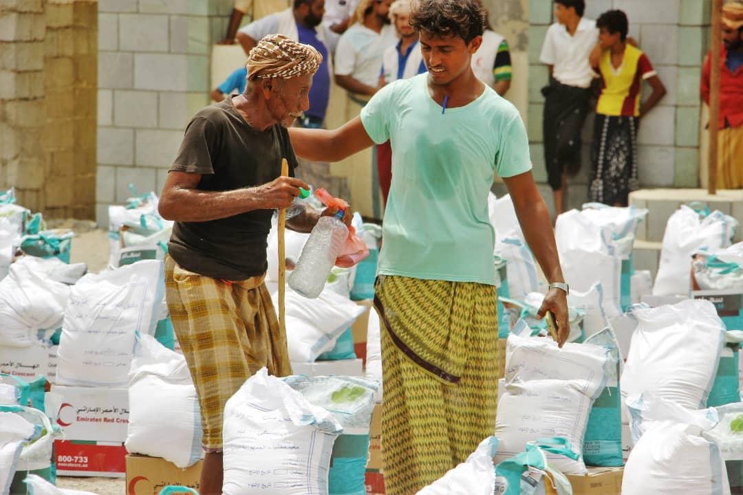 UAE launches emergency relief bridge to Yemen