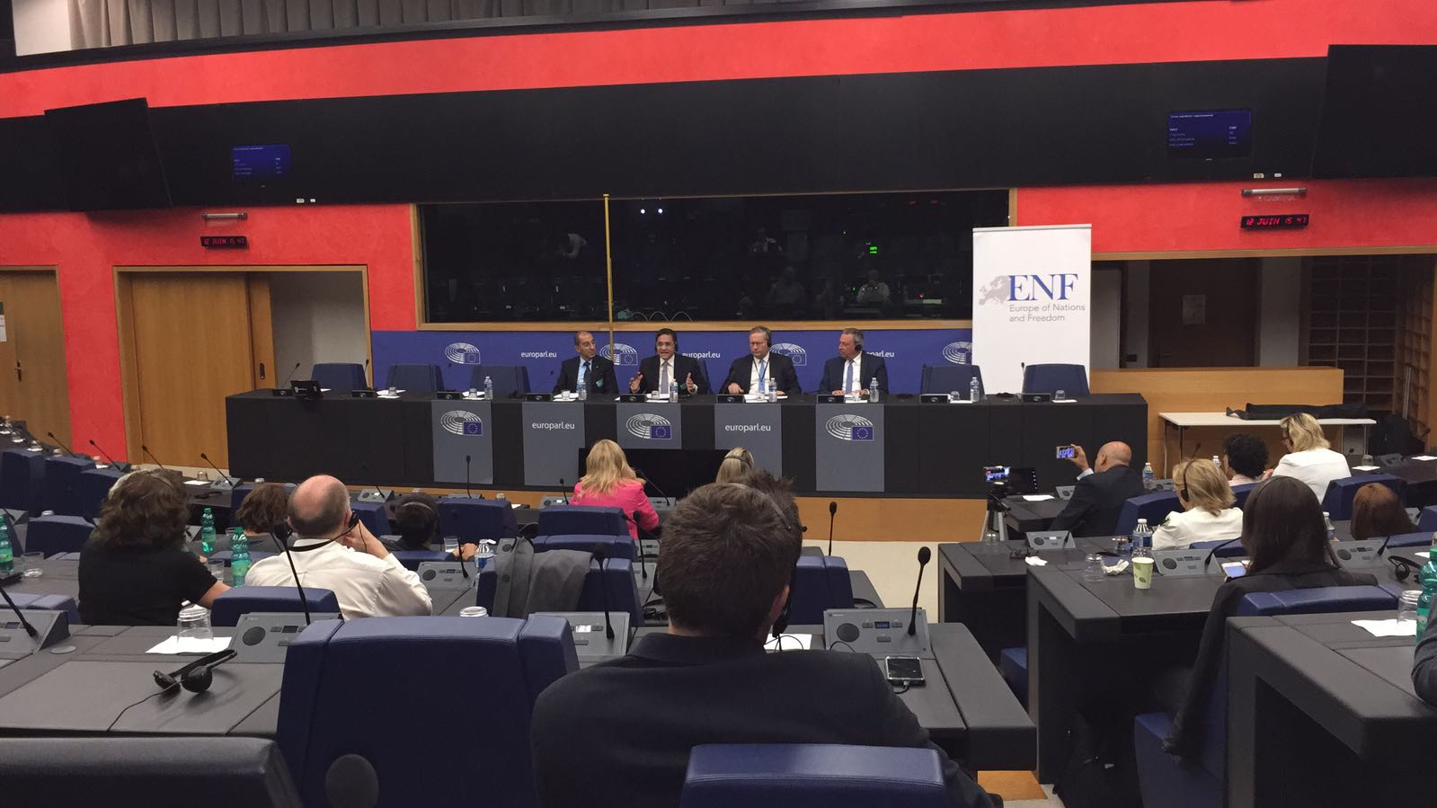 Abdel Rahim Ali to European Parliament, Europe in real danger because of Brotherhood's expansion
