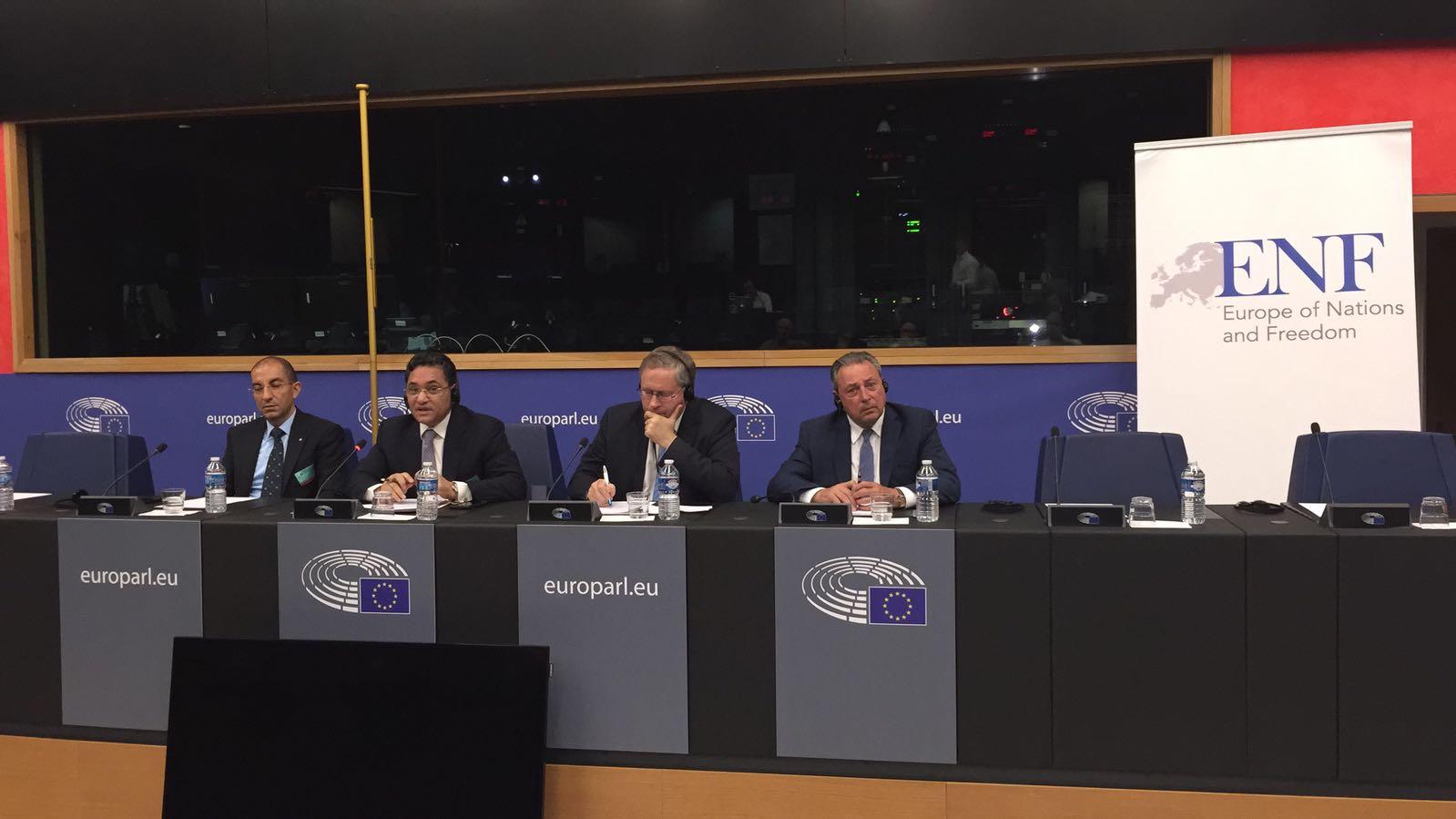 Ali unveils Brotherhood strategies in Europe