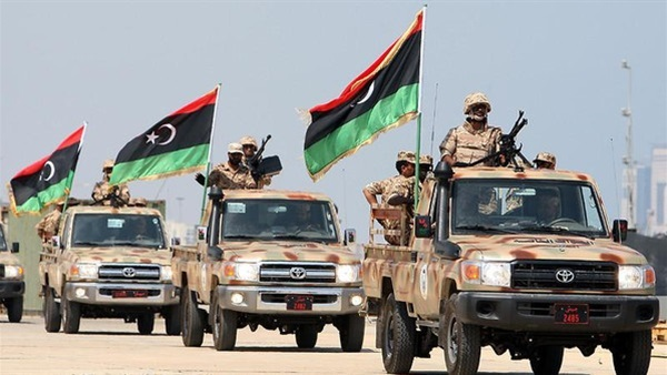 Libyan army tightens noose around takfiris in Derna