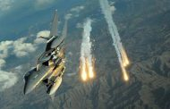 Arab coalition warplanes launch three raids on Houthi sites in eastern Sanaa