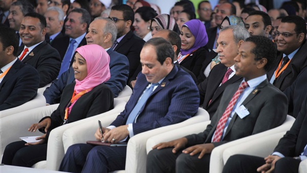 Kuwaiti newspapers highlight Sisi's focus on stability, security at National Youth Conference