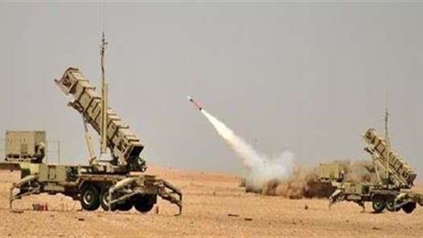 Houthi elements launched missile on Jazan targeted