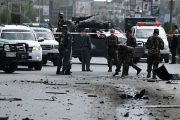 Militants attack security training center in Kabul city