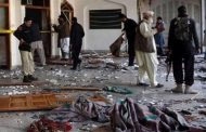 20 persons killed, 40 injured as explosion targets mosque in Afghan Gardez city