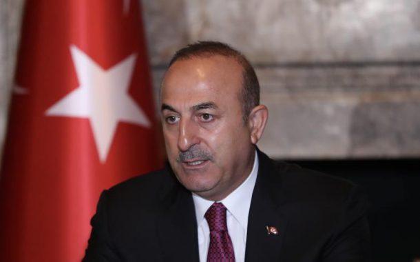Turkey FM : we're making efforts to get U.S. Congress to remove bills